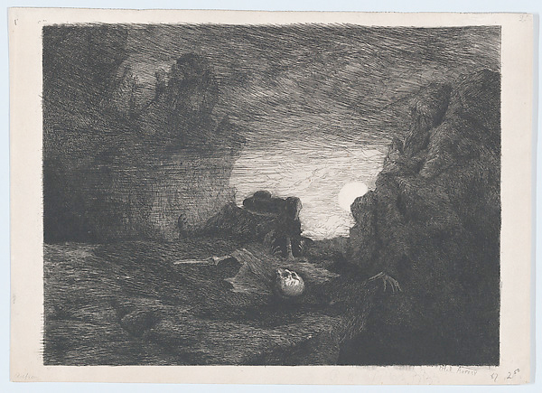 Death, by Aufray de Roc'Bhian